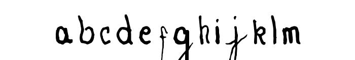 Cordelia Font LOWERCASE