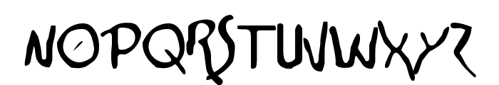Corinthian Font UPPERCASE