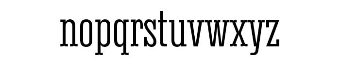 Corki Tuscan Font LOWERCASE