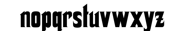 Corleone Due Font LOWERCASE