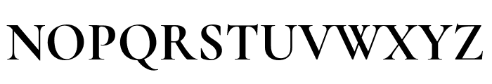 Cormorant Bold Font UPPERCASE