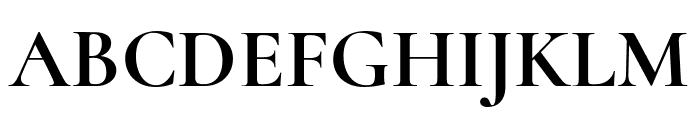 Cormorant Infant Bold Font UPPERCASE