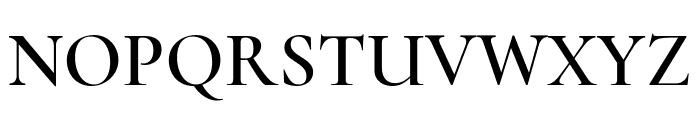 Cormorant Infant SemiBold Font UPPERCASE