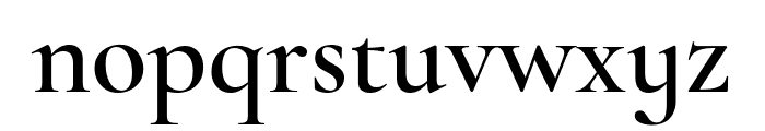 Cormorant Infant SemiBold Font LOWERCASE