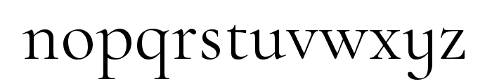 Cormorant Infant Font LOWERCASE