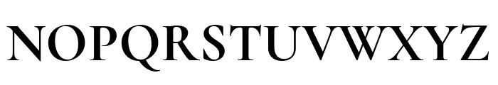Cormorant SC Bold Font UPPERCASE