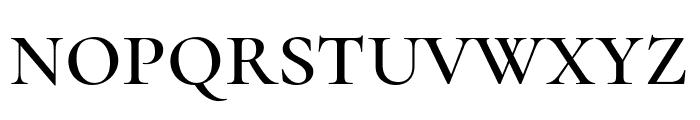 Cormorant SC Medium Font LOWERCASE
