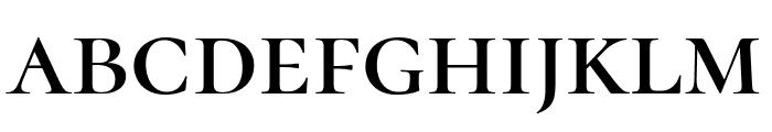 Cormorant SC SemiBold Font LOWERCASE