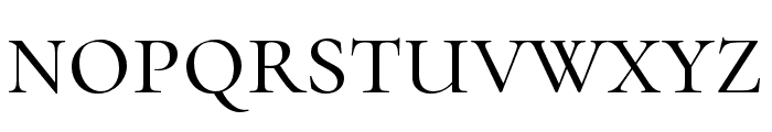 Cormorant SC Font LOWERCASE