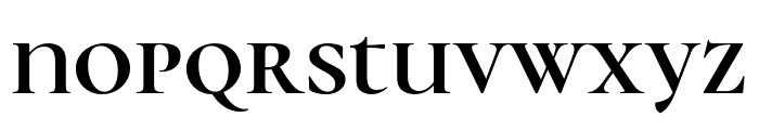 Cormorant Unicase Bold Font LOWERCASE