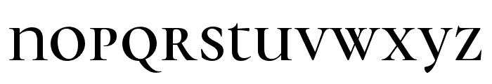 Cormorant Unicase Semi Font LOWERCASE