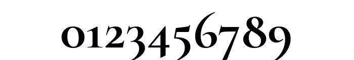 Cormorant Upright Bold Font OTHER CHARS
