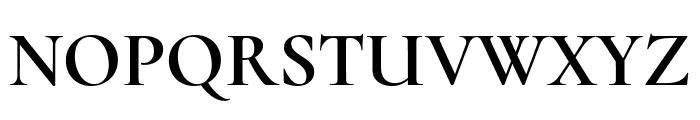 Cormorant Upright Bold Font UPPERCASE