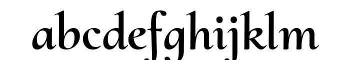 Cormorant Upright Bold Font LOWERCASE