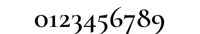Cormorant Upright SemiBold Font OTHER CHARS