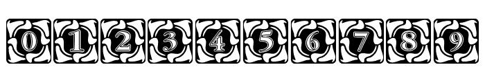 Cornerflair Font OTHER CHARS