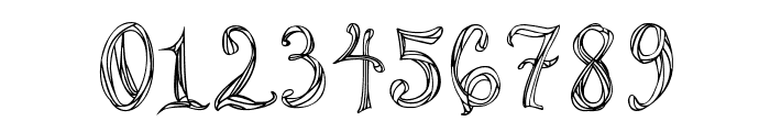 Cornleaves Font OTHER CHARS