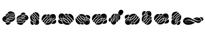 Cornucopia Caligrafica Two Font LOWERCASE