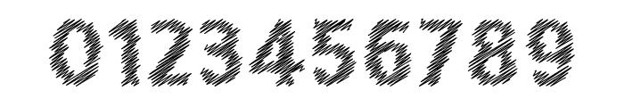 Corret Regular Font OTHER CHARS
