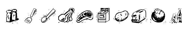 Counterscraps-Regular Font OTHER CHARS