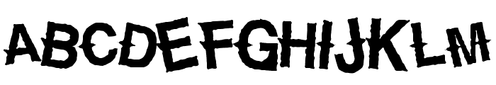 CountryDiamonds Font UPPERCASE