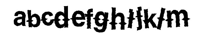 CountryDiamonds Font LOWERCASE