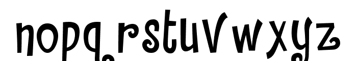 Countryhouse Font LOWERCASE