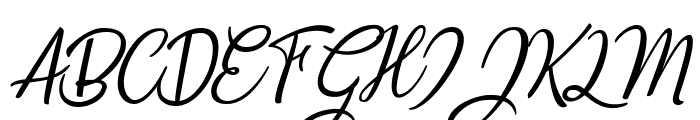 Countryside two Font UPPERCASE