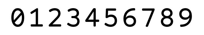 CourierPrimeCode-Regular Font OTHER CHARS