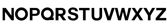 Couture-Bold Font LOWERCASE