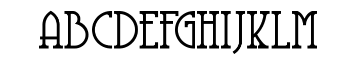 Coventry Garden NF Font LOWERCASE