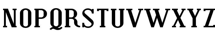 Covington Exp Bold Font UPPERCASE