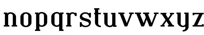 Covington Exp Bold Font LOWERCASE
