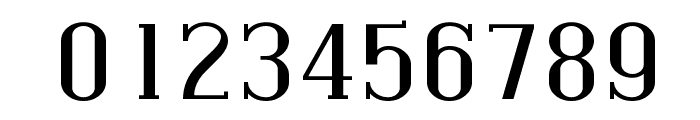 Covington Exp Font OTHER CHARS