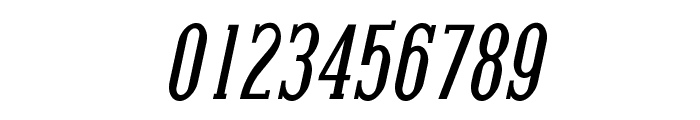 Covington SC Cond Bold Italic Font OTHER CHARS