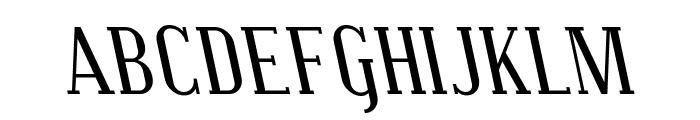 Covington SC Rev Italic Font LOWERCASE