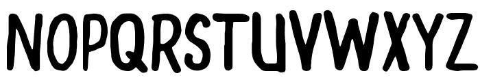 coolstory regular Font UPPERCASE