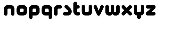 Coconut Regular Font LOWERCASE