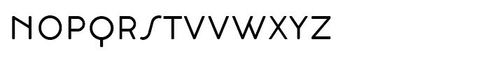 Cocosignum Maiuscoletto Light Font LOWERCASE