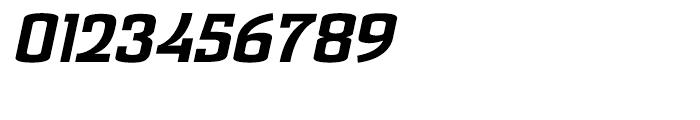 Cohort Black Italic Font OTHER CHARS
