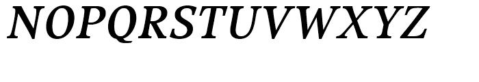 Compatil Exquisit Bold Italic Font UPPERCASE