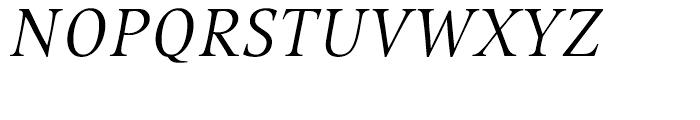 Compatil Exquisit Italic Font UPPERCASE