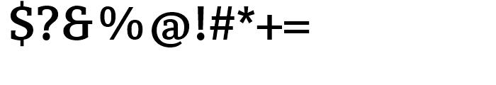 Compatil Letter Bold Font OTHER CHARS