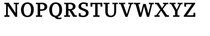 Compatil Letter Bold Font UPPERCASE