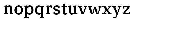 Compatil Letter Bold Font LOWERCASE