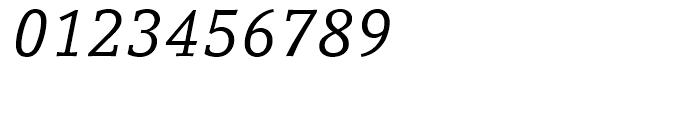Compatil Letter Italic Font OTHER CHARS