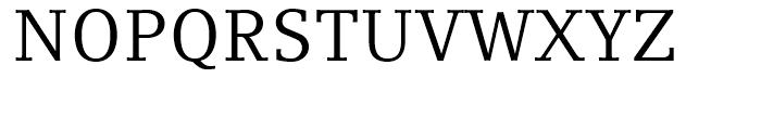 Compatil Letter Regular Font UPPERCASE