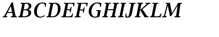 Compatil Text Bold Italic Font UPPERCASE