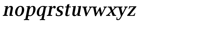 Compatil Text Bold Italic Font LOWERCASE