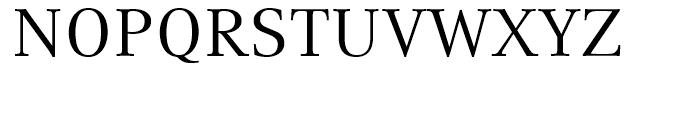 Compatil Text Regular Font UPPERCASE
